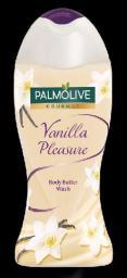 Palmolive  Gourmet Żel kremowy pod prysznic Vanilla Pleasure waniliowy  500ml - 3204604
