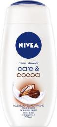 Nivea Żel pod prysznic Care & Cocoa  250ml