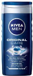 Nivea Żel pod prysznic Original Care for Men 250ml