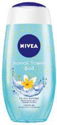 Nivea Żel pod prysznic Hawaiian Flower & Oil 250ml