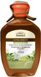 Green Pharmacy Olejek kąpielowy Pomarańcza bergamota, Limonka 250ml