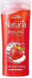 Joanna Naturia Body mini Peeling myjący Truskawka 100g
