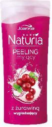 Joanna Naturia Body mini Peeling myjący Żurawina 100g