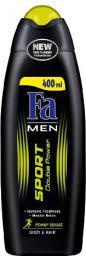 Fa Men Sport Double Power Power Boost Żel pod prysznic 400 ml
