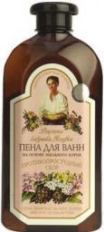 Babuszka Agafia Płyn do kąpieli ziołowy zestaw syberyjski 500 ml