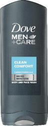 Dove  Men Care Clean Comfort żel pod prysznic 400ml