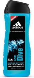 Adidas Ice Dive Żel pod prysznic  400ml - 31984536000