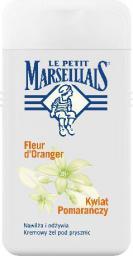 Le Petit Marseillais  Żel pod prysznic Kwiat Pomarańczy  250ml - 518401300