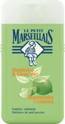 Le Petit Marseillais  Żel pod prysznic Mandarynka-Limonka  250ml - 518413800