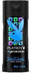 Playboy Generation for Him Żel pod prysznic  400ml - 32536532000