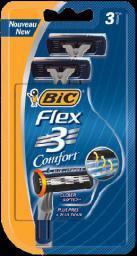 Bic Maszynka do golenia Comfort 3 Flex Blister 3