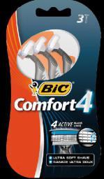 Bic Maszynka do golenia Comfort 4 Blister 3