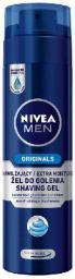 Nivea MEN Żel do golenia NAWILŻAJĄCY 200 ml