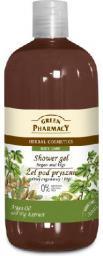 Green Pharmacy Żel pod prysznic Olejek Arganowy & Figi - 811268