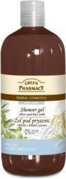 Green Pharmacy Żel pod prysznic Oliwki & mleczko ryżowe - 811244