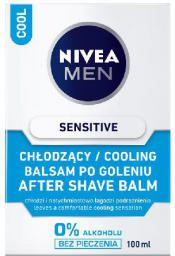 Nivea MEN Balsam po goleniu SENSTIVE COOL 100 ml