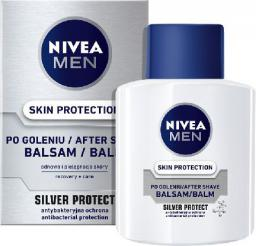 Nivea MEN Balsam po goleniu SILVER PROTECT 100 ml