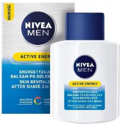 Nivea MEN Balsam po goleniu ENERGY 100 ml