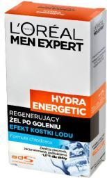 L'Oreal Paris Men Expert Hydra Energetic Żel po goleniu-Efekt Kostki lodu  100ml