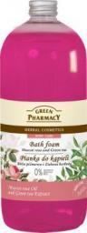 Green Pharmacy Pianka do kąpieli Róża piżmowa & zielona herbata - 811282