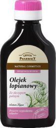 Green Pharmacy Olejek łopianowy ze Skrzypem polnym, przeciw wypadaniu włosów - 810353