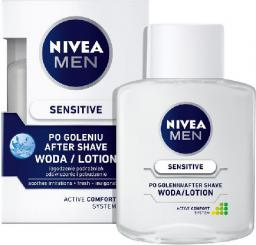 Nivea MEN Woda po goleniu SENSITIVE 100 ml