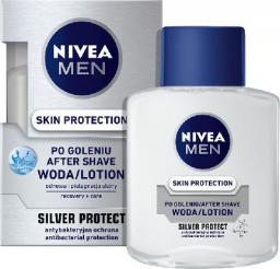 Nivea MEN Woda po goleniu SILVER PROTECT 100 ml