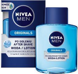 Nivea MEN Woda po goleniu ORYGINAL 100 ml