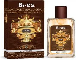 Bi-es Royal Brand Gold Płyn po goleniu 100 ml