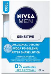 Nivea MEN Woda po goleniu SENSITIVE COOL 100 ml