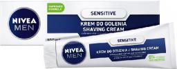 Nivea FOR MEN Krem do golenia Sensitive  100ml
