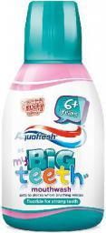 Aquafresh  My Big Teeth Płyn do płukania dla dzieci 6+ Fruity 300ml - 607499