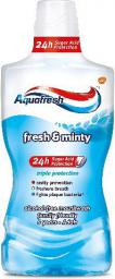 Aquafresh  Płyn do ust Extra Fresh Mint 500 ml