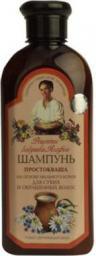 Babuszka Agafia Szampon Zsiadłe mleko włosy suche i farbowane 350 ml