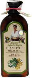 Babuszka Agafia Szampon miód i lipa dla wszystkich włosów 350 ml