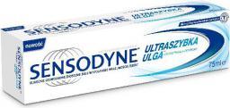 Sensodyne Pasta do zębów Ultraszybka Ulga 75 ml