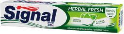 Signal Pasta do zębów Family Herbal Fresh 100 ml