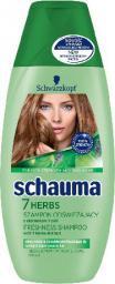 Schwarzkopf Schauma Szampon do włosów 7 Herbs 250 ml