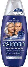 Schwarzkopf Schauma Szampon do włosów Silver Reflex 250 ml - 68554468