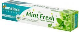 Himalaya Herbals Pasta do zębów Mint Fresh odświeżająca  75 ml
