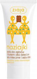 Ziaja Maziajki pasta do zębów dla dzieci 50 ml