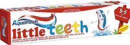 Aquafresh  Little Teeth Pasta dla dzieci 3-5 lat  50ml - 602172