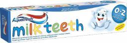 Aquafresh  Pasta Milk Teeth dla dzieci 0-2 lat 50ml