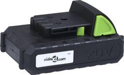 vidaXL Akumulator 20 V 1500 mAh Li-ion