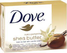 Dove  Shea Butter Mydło w kostce 100g