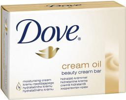 Dove  Cream Oil Mydło w kostce 100g