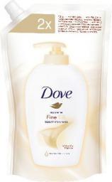 Dove   Supreme Fine Silk Mydło w płynie zapas - 663792