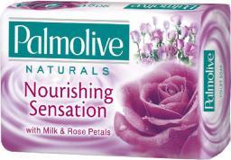 Palmolive  Mydło w kostce Mleko i Róża 90g