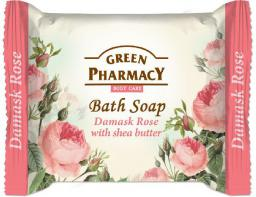 Green Pharmacy  Body Care Mydło w kostce Damask Rose  100g - 816459