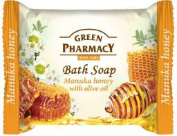 Green Pharmacy Body Care Mydło w kostce Manuka Honey  100g